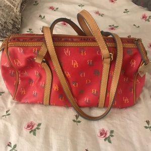 Rooney & Bourke Barrel Bag